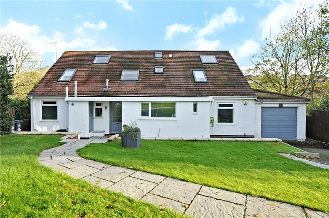 Guide Price £425,000, 4 Bedroom Detached House For Sale in Bristol, BS13