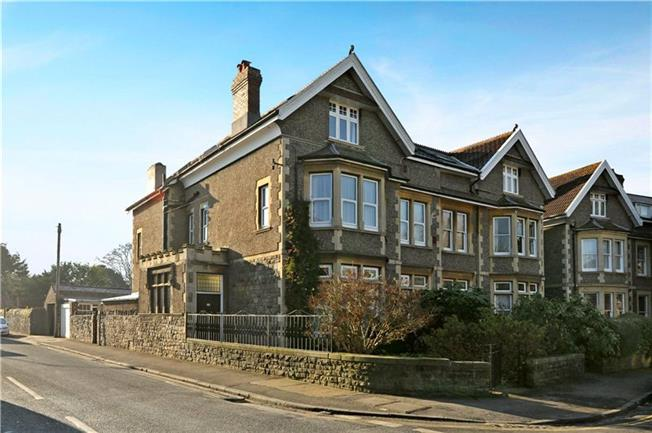Guide Price £325,000, 2 Bedroom Flat For Sale in Somerset, BS6