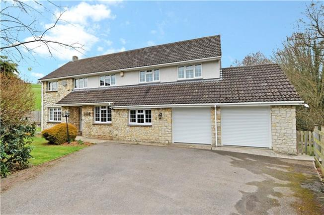 Guide Price £775,000, 5 Bedroom Detached House For Sale in Bitton, BS30