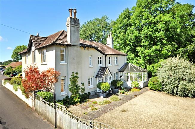 Offers in excess of £750,000, 4 Bedroom Detached House For Sale in Falfield, GL12