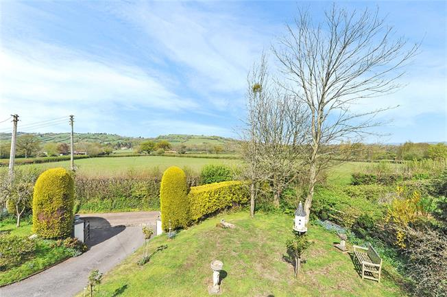 Offers in excess of £650,000, 5 Bedroom Detached House For Sale in Ubley, BS40