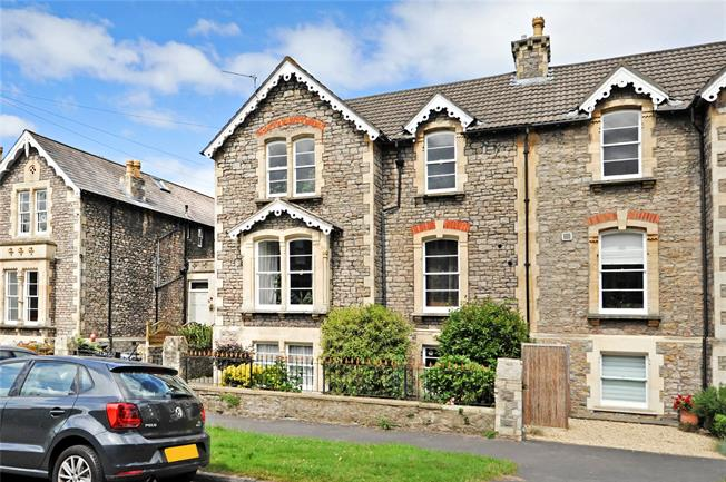 Guide Price £1,400,000, 5 Bedroom Semi Detached House For Sale in Bristol, BS9