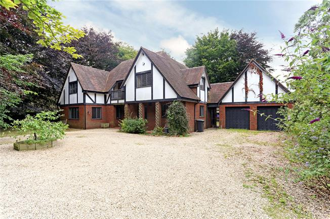 Guide Price £750,000, 4 Bedroom Detached House For Sale in Frenchay, BS16