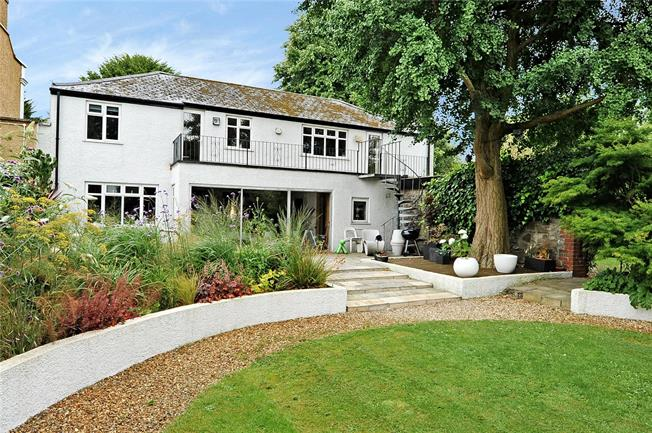 Offers in excess of £995,000, 5 Bedroom House For Sale in Bristol, BS9