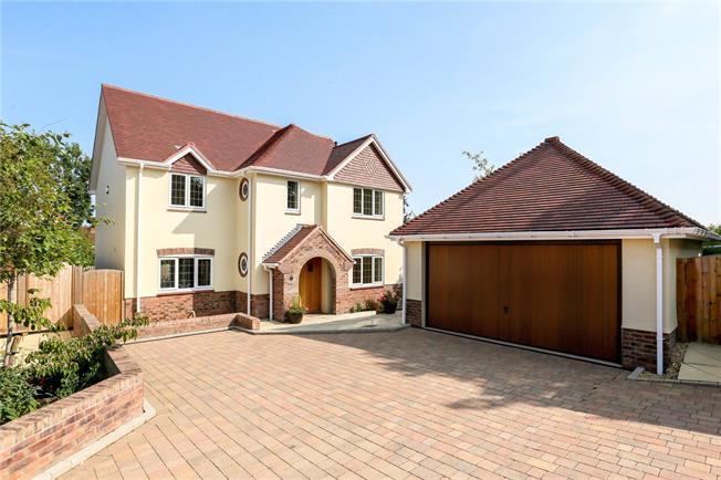 Guide Price £625,000, 4 Bedroom Detached House For Sale in Longwell Green, BS30