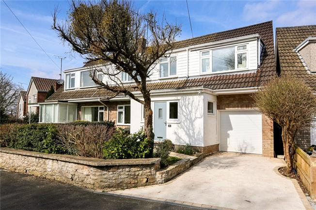 Guide Price £500,000, 4 Bedroom Semi Detached House For Sale in Bristol, Gloucestershire, BS32