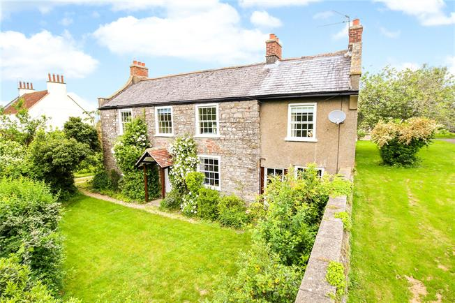 Guide Price £750,000, 5 Bedroom Detached House For Sale in Olveston, BS35