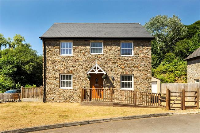 Guide Price £470,000, 4 Bedroom Detached House For Sale in Oldland Common, BS30