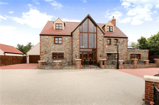 Guide Price £925,000, 5 Bedroom Detached House For Sale in Bristol, BS15