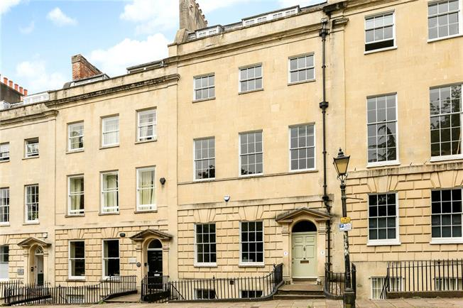 Guide Price £2,000,000, 5 Bedroom Terraced House For Sale in Bristol, BS8