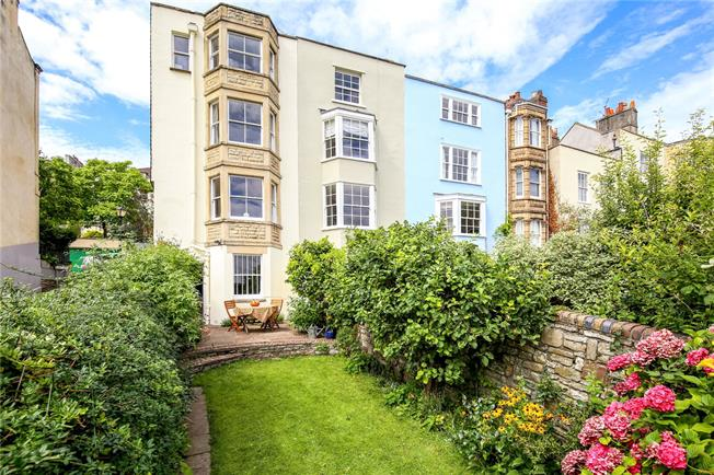 Offers in excess of £745,000, 3 Bedroom End of Terrace House For Sale in Kingsdown, BS2