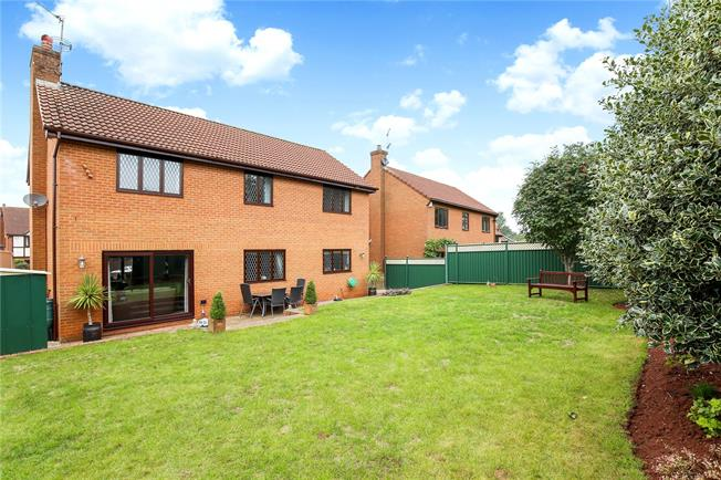 Guide Price £650,000, 4 Bedroom Detached House For Sale in Bristol, BS16