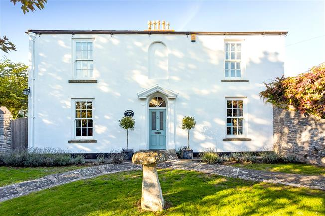 Guide Price £900,000, 5 Bedroom Detached House For Sale in Bristol, BS40