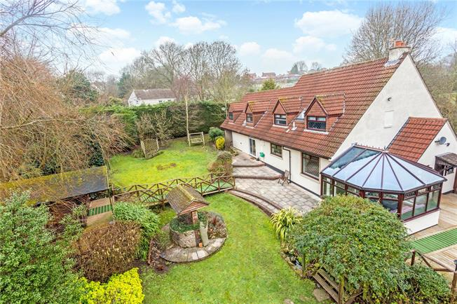 Asking Price £925,000, 6 Bedroom Detached House For Sale in Hanham, BS15
