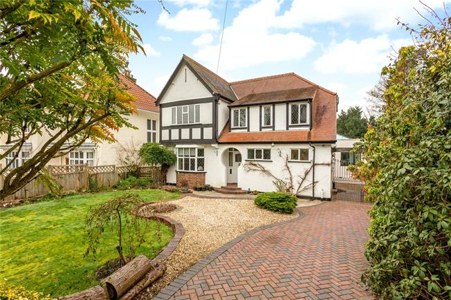 Guide Price £1,300,000, 5 Bedroom Detached House For Sale in Bristol, BS9