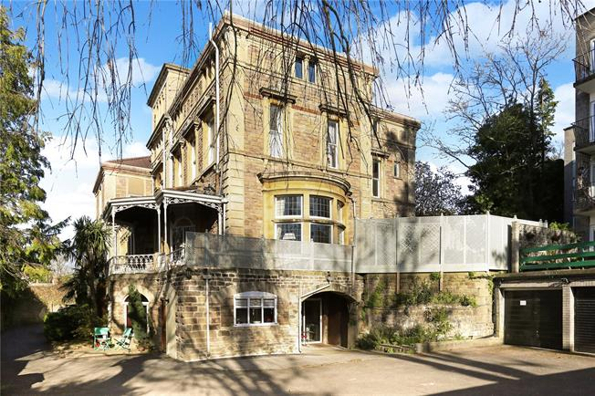 Guide Price £219,000, 1 Bedroom Flat For Sale in Bristol, BS9