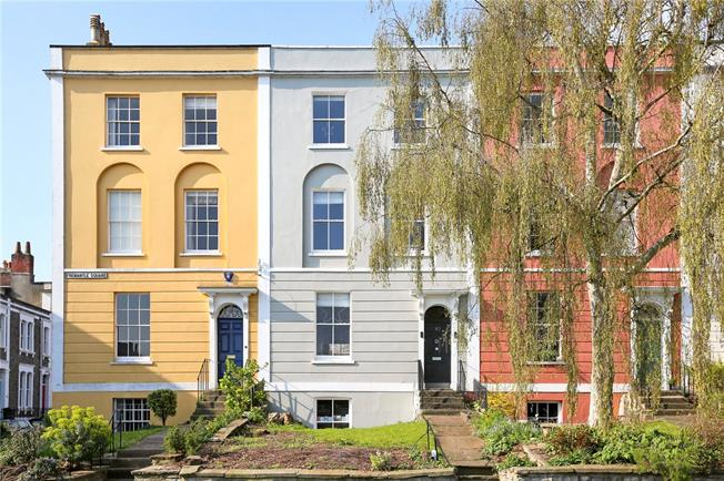 Guide Price £999,950, 4 Bedroom Terraced House For Sale in Bristol, BS6