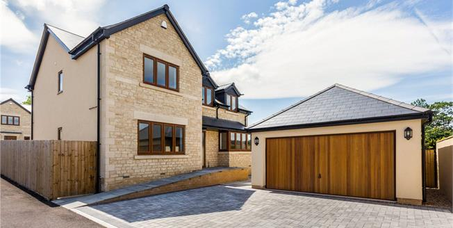 Guide Price £675,000, 4 Bedroom Detached House For Sale in Bristol, BS30