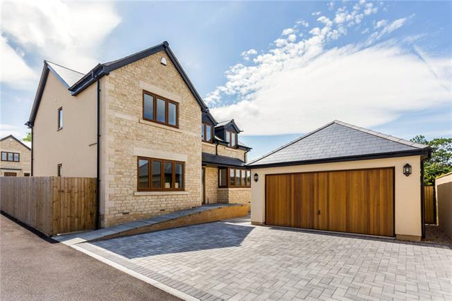 Asking Price £695,000, 4 Bedroom Detached House For Sale in Longwell Green, BS30