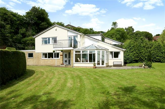 Asking Price £750,000, 4 Bedroom Detached House For Sale in Bristol, South Gloucester, BS36