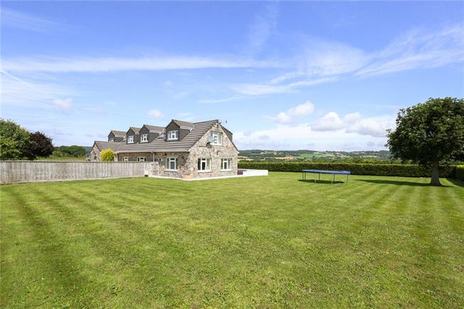 Guide Price £870,000, 5 Bedroom Detached House For Sale in Langford, BS40