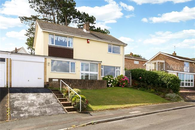 Guide Price £530,000, 4 Bedroom Detached House For Sale in Bristol, BS20