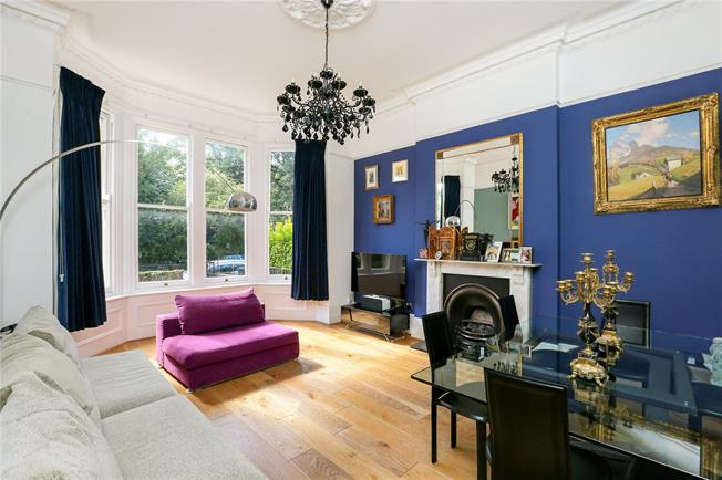Guide Price £535,000, 2 Bedroom Flat For Sale in Bristol, BS8