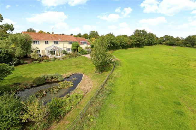 Guide Price £1,150,000, 4 Bedroom Detached House For Sale in Somerset, BS26