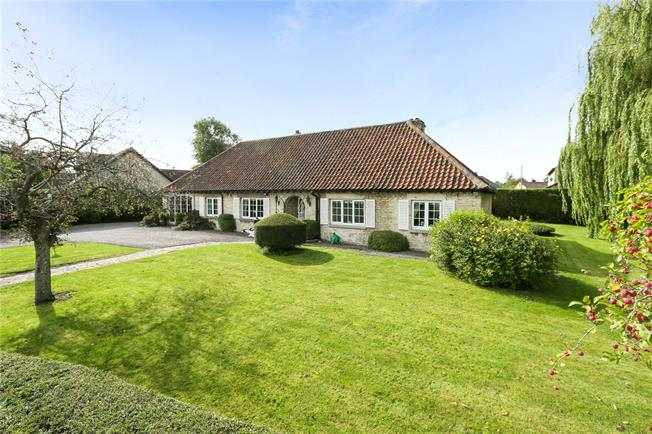 Guide Price £795,000, 3 Bedroom Bungalow For Sale in Bristol, Gloucestershire, BS16