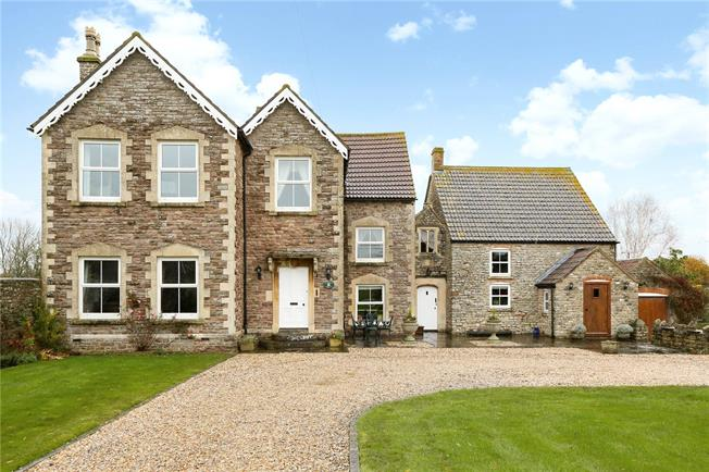 Offers in excess of £999,995, 5 Bedroom Detached House For Sale in Bristol, Gloucestershire, BS35