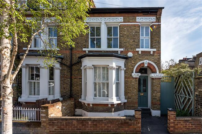 Asking Price £1,695,000, 4 Bedroom Terraced House For Sale in London, SW13