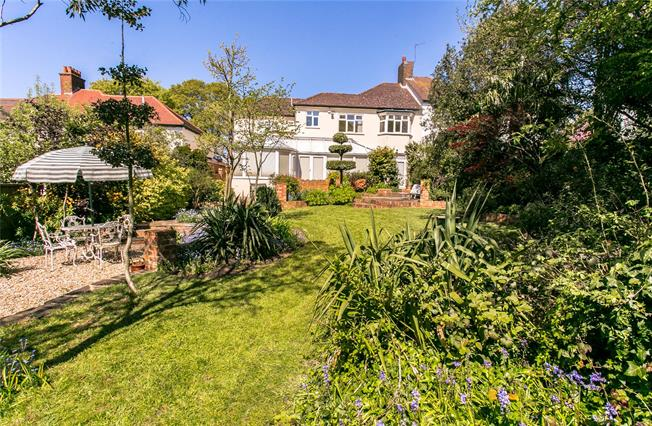 Asking Price £999,999, 4 Bedroom Semi Detached House For Sale in London, SW16