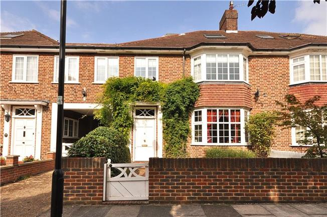 Asking Price £1,199,950, 5 Bedroom Semi Detached House For Sale in London, SW16