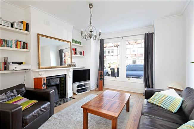 Asking Price £500,000, 2 Bedroom Flat For Sale in London, SW16