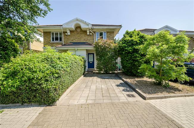 Offers in excess of £620,000, 2 Bedroom Semi Detached House For Sale in London, SW17