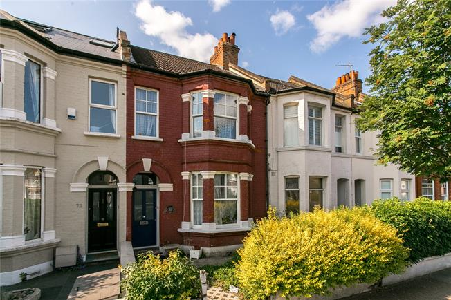 Offers in the region of £1,000,000, 4 Bedroom Terraced House For Sale in London, SW12