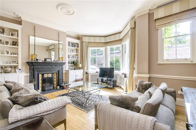 Asking Price £1,750,000, 5 Bedroom House For Sale in London, SW2