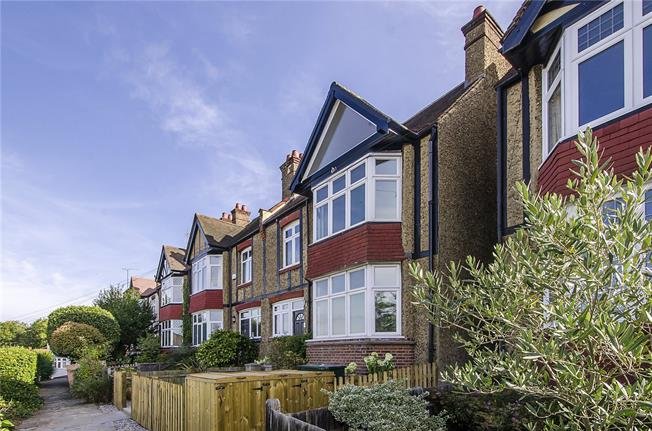 Asking Price £475,000, 2 Bedroom Flat For Sale in London, SW16