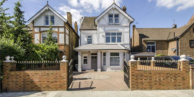 Asking Price £1,550,000, 6 Bedroom Detached House For Sale in London, SW16