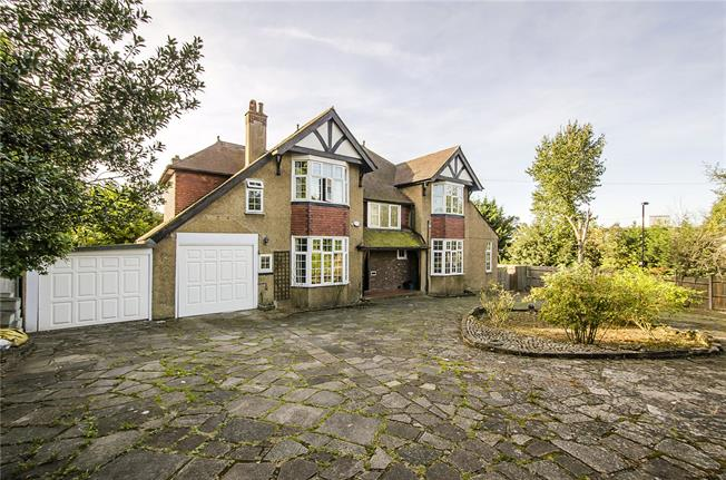 Asking Price £1,500,000, 6 Bedroom Detached House For Sale in London, SW16