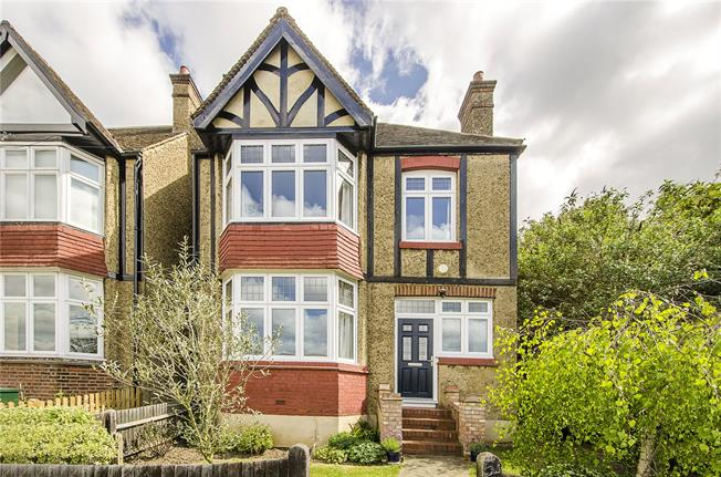 Asking Price £950,000, 4 Bedroom Semi Detached House For Sale in London, SW16