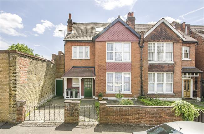 Asking Price £1,000,000, 6 Bedroom Semi Detached House For Sale in London, SW16