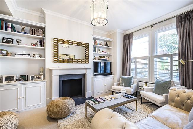 Asking Price £1,400,000, 4 Bedroom Terraced House For Sale in London, SW12