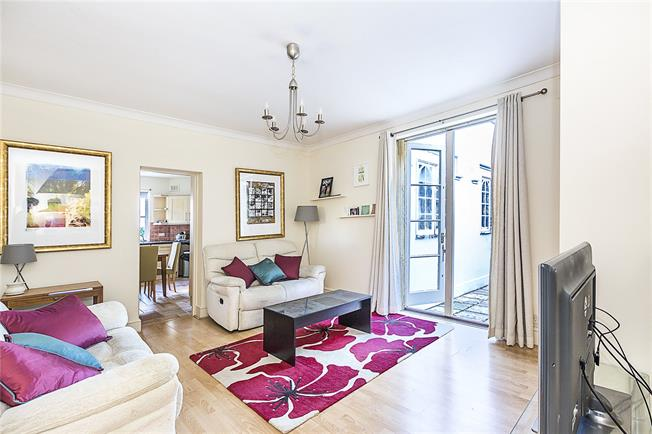 Asking Price £500,000, 1 Bedroom Flat For Sale in London, SW12