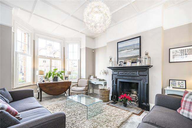 Asking Price £1,525,000, 5 Bedroom Semi Detached House For Sale in London, SW2