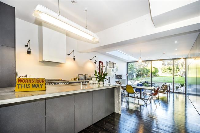 Asking Price £1,400,000, 4 Bedroom Semi Detached House For Sale in London, SW16