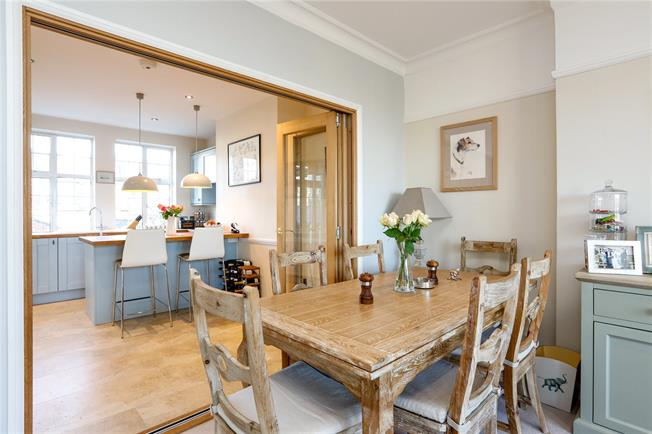 Asking Price £675,000, 3 Bedroom Flat For Sale in London, SW17