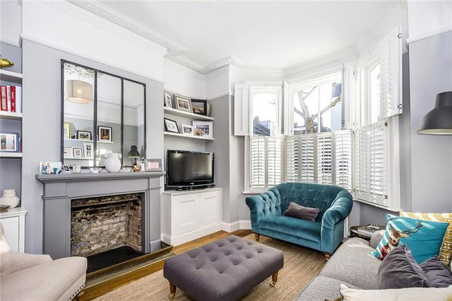 Asking Price £1,200,000, 4 Bedroom End of Terrace House For Sale in London, SW12