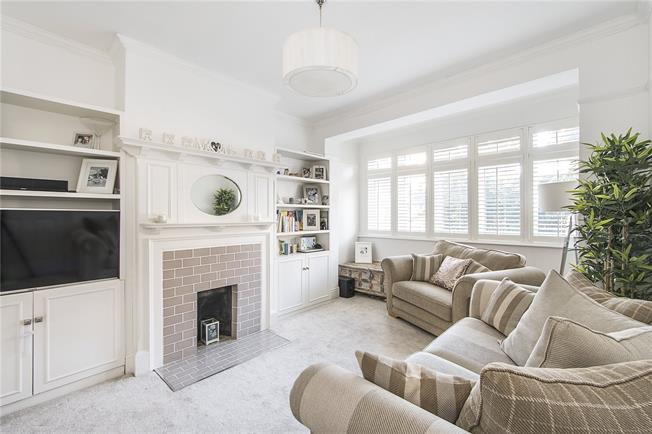 Asking Price £825,000, 4 Bedroom Semi Detached House For Sale in London, SW16
