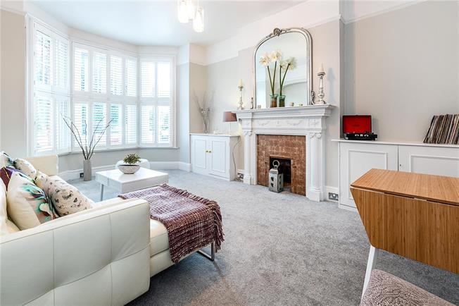 Asking Price £1,300,000, 5 Bedroom Semi Detached House For Sale in London, SW2